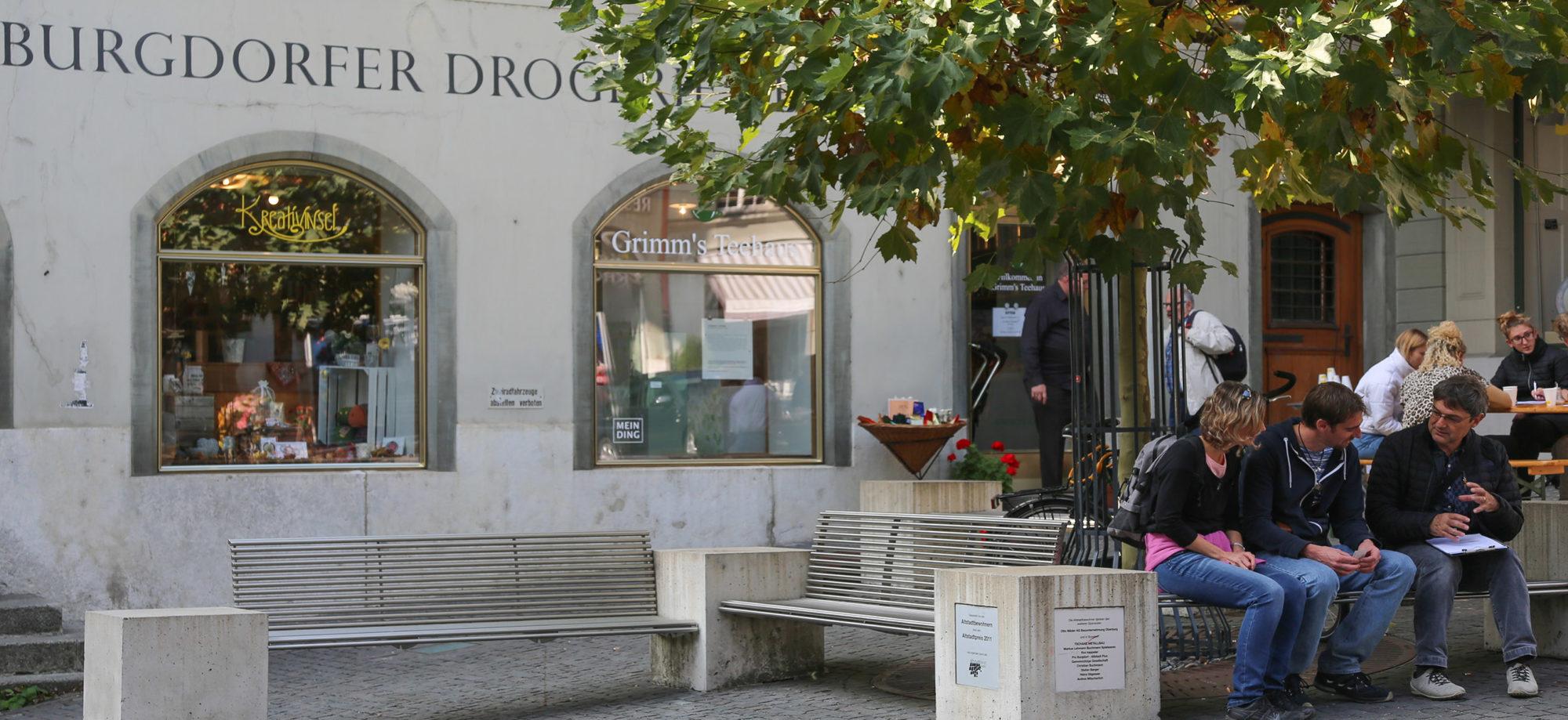 Das Burgdorfer Biografische Institut